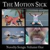 Novelty Songs: Volume One Cover Art