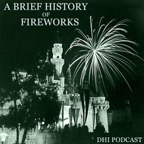 A Brief History of Disneyland Fireworks cover art