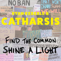Find The Common, Shine A Light cover art