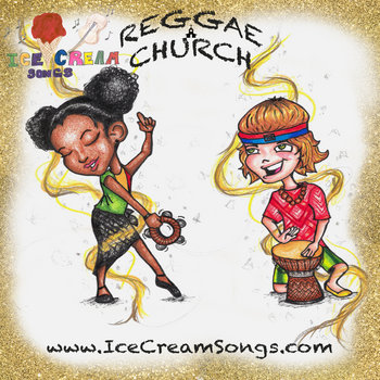 Reggae Church by Lionel Jean Baptiste