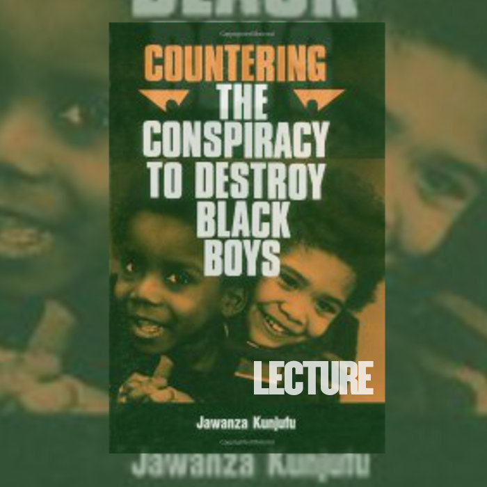 the conspiracy to destroy black boys
