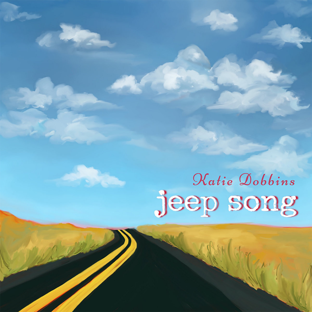 Jeep Song by Katie Dobbins