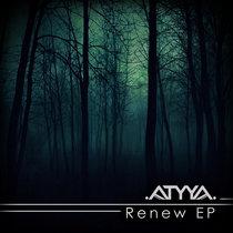 Renew EP cover art