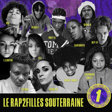 LE RAP2FILLES SOUTERRAINE main photo
