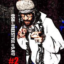 FREESTYLE #5,417 (#2) - O$B cover art