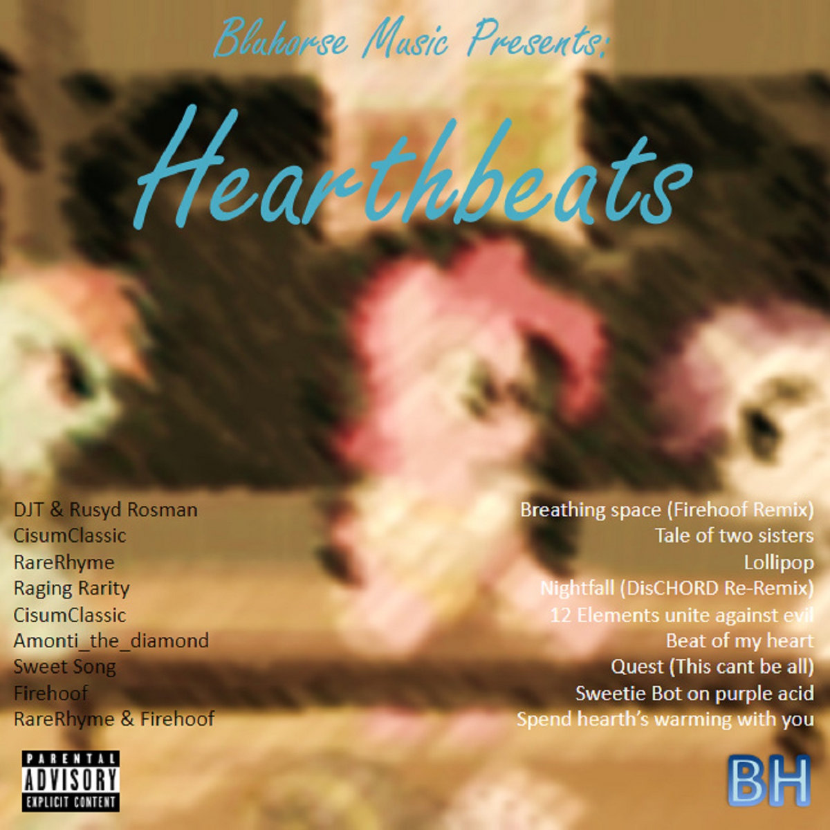 Hearthbeats | Bluhorse Music