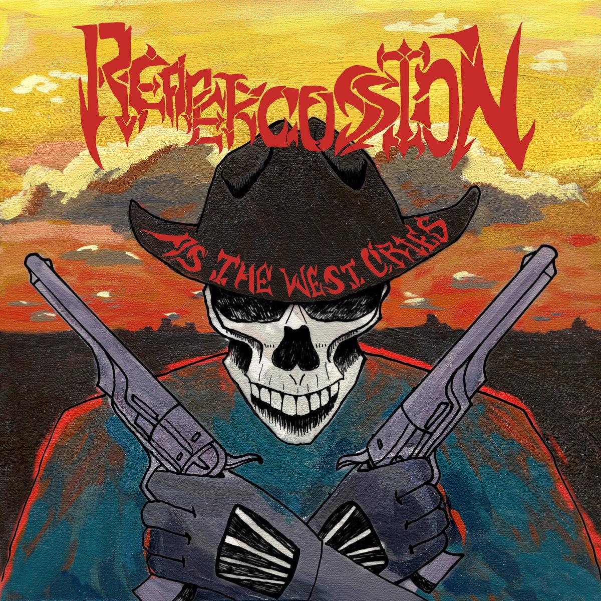 www.facebook.com/reapercussionband