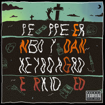 Endangered Ep (Keyboard Kid & PepperBoy) cover art