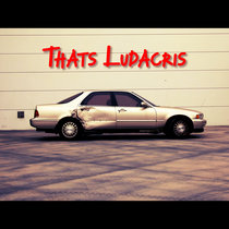 Thats Ludacris cover art