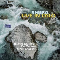 Shifa Live in Oslo cover art