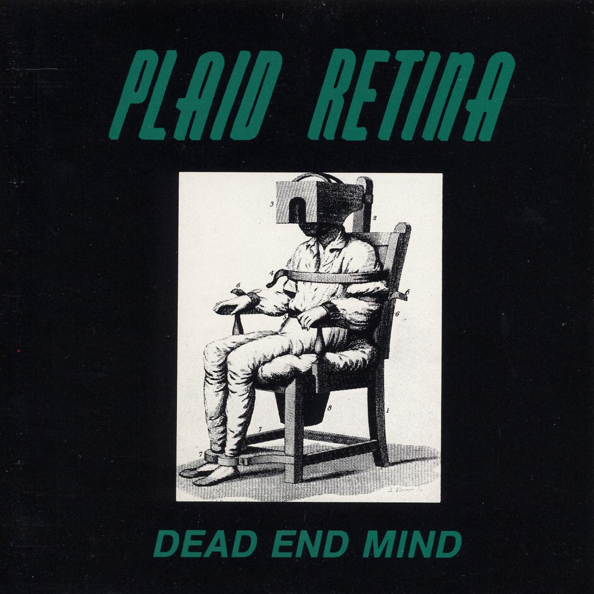 Plaid Retina Dead End Mind