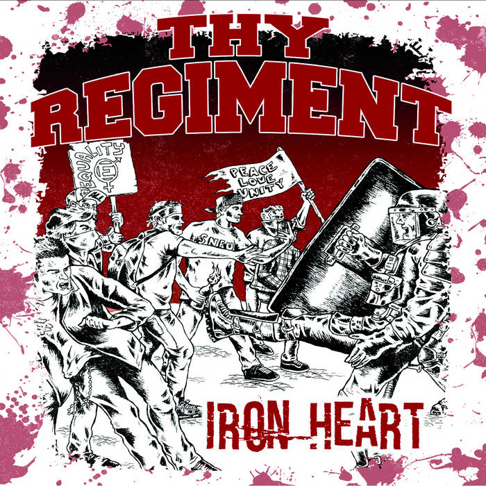 THY REGIMENT – Iron Heart