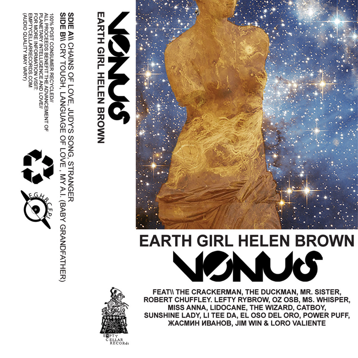 Chains Of Love Earth Girl Helen Brown