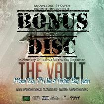 The Vault (Bonus Disc) cover art