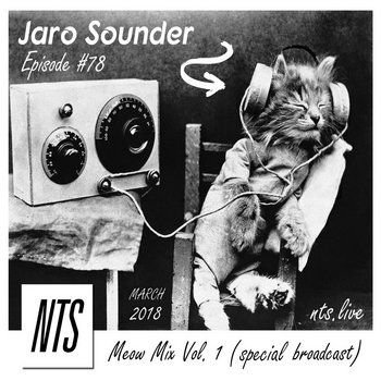 Meow Mix Vol. 1 (Post Valentine's Special - NTS Radio Broadcast) by Jaro Sounder