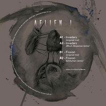 INVADERS [BLUSH_RESPONSE REMIX] cover art