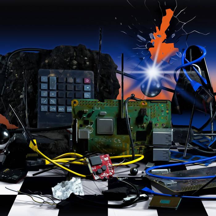LUST – Vantablack EP