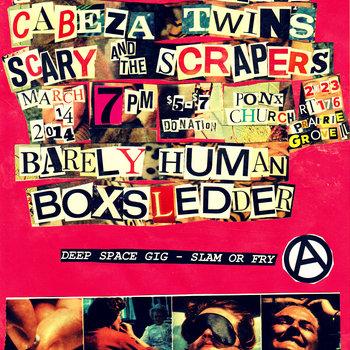 Music   CABEZA TWINS