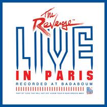 THE REVENGE | LIVE IN PARIS cover art