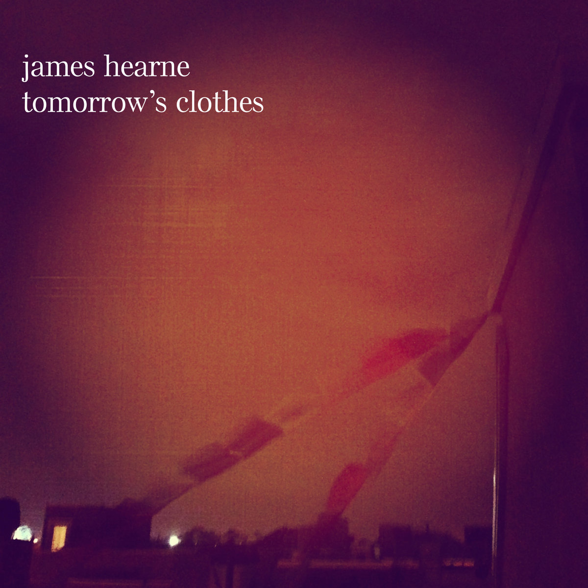 Tomorrow's Clothes by James Hearne
