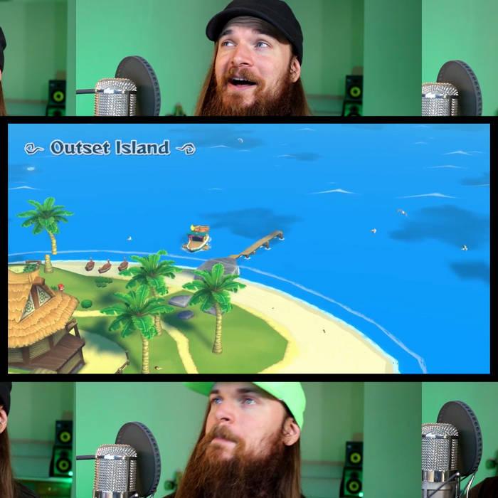 Zelda: Wind Waker - Outset Island Acapella   Smooth McGroove