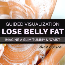 Slim Down Your Tummy ~ Hypnosis To Lose Belly Fat | Self-Hypnosis cover art