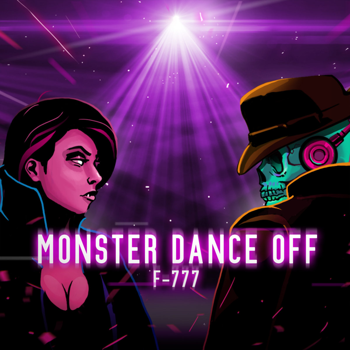 monster dance off vip mix f 777