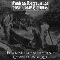 Black Metal and Ambient - Compilation Vol.3 cover art