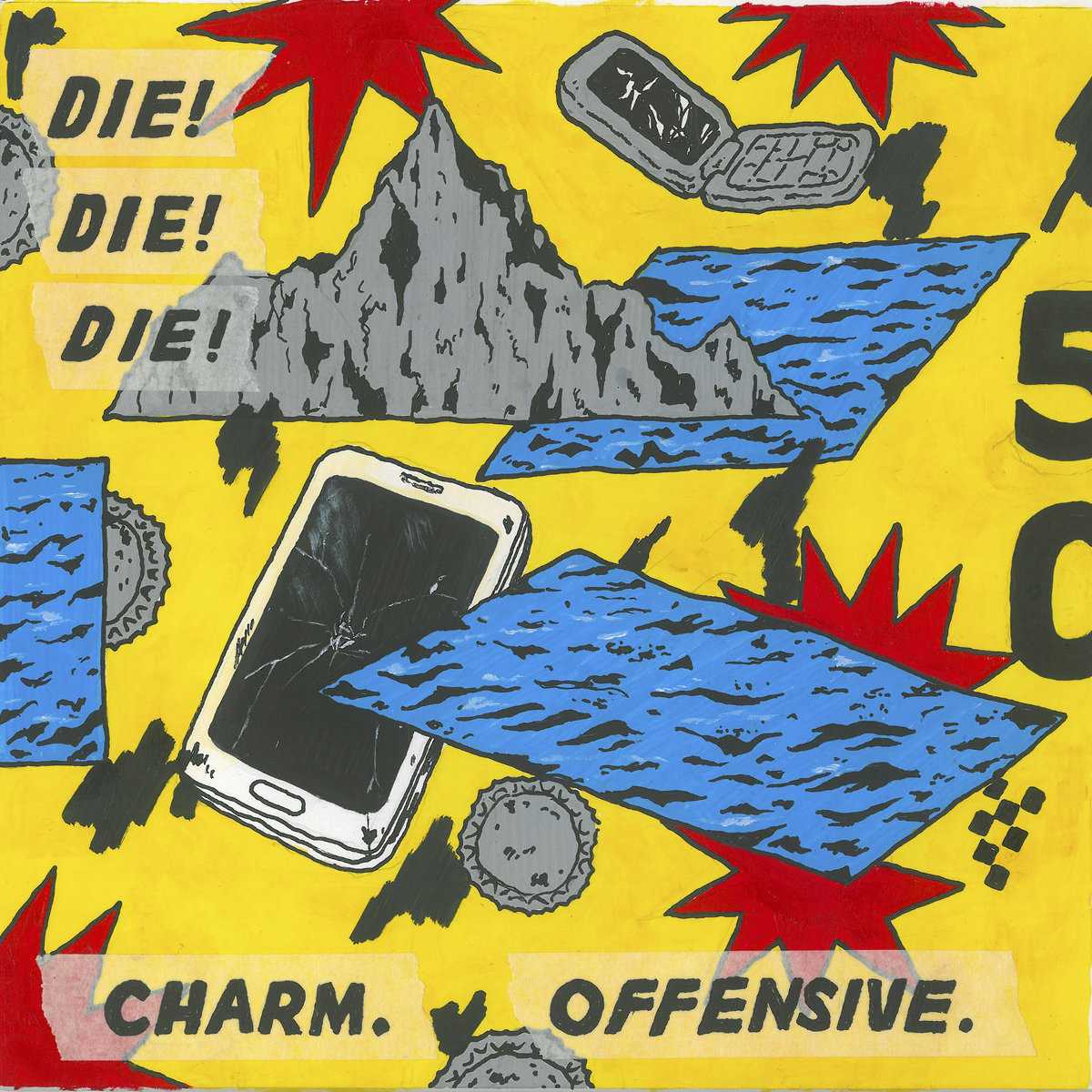 charm offensive die die die