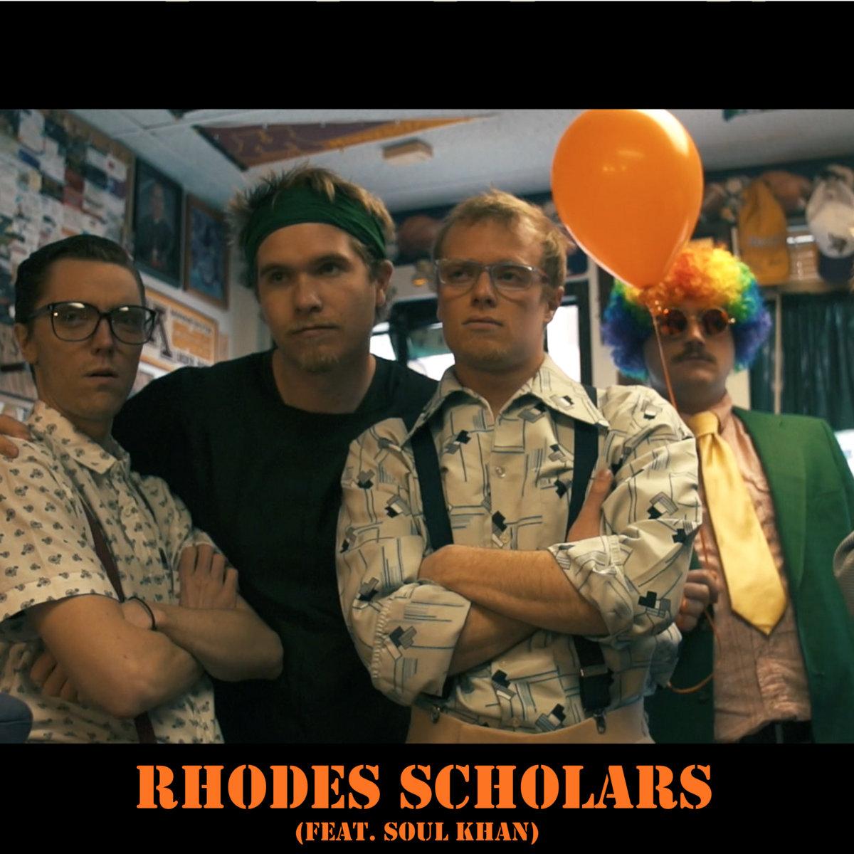 Rhodes Scholars (feat. Soul Khan) by Reverse Mechanic