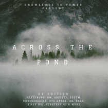 Across The Pond UK Edition cover art