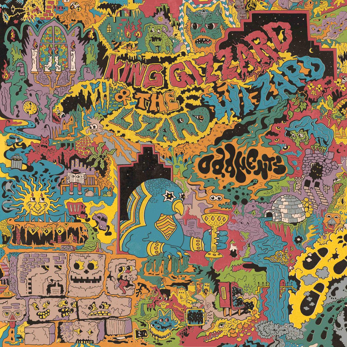 Oddments | King Gizzard & The Lizard Wizard