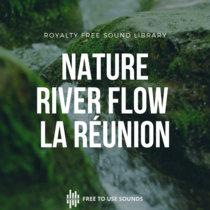 Rivers, Streams & Waterfall Sounds Langevin, La Reunion cover art