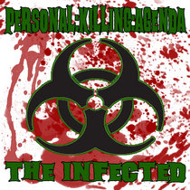 THE INFECTED cover art