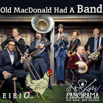 Old MacDonald Had A Band cover art