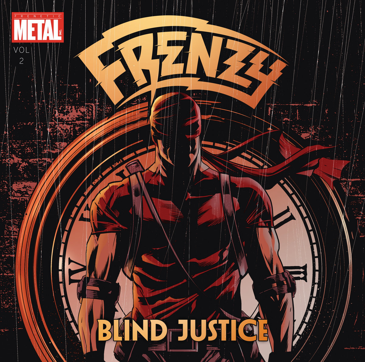 Blind Justice | Frenzy