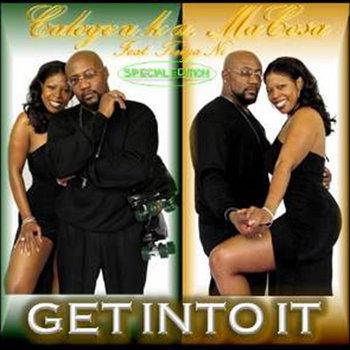 """""""Get Into It"""" Album - by Caloge feat. Tonya Ni by Caloge & Tonya Ni"""