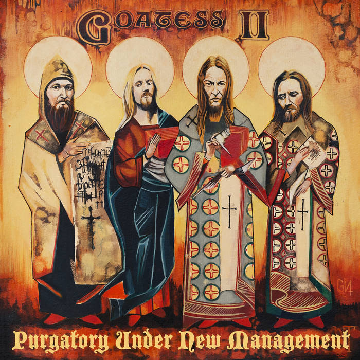 Purgatory Under New Management cover art