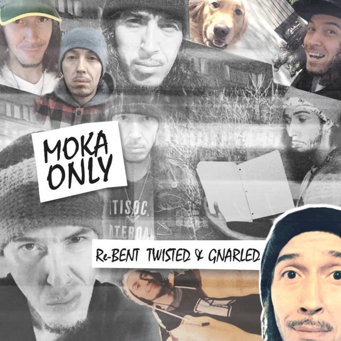 Resultado de imagen para Moka Only - Re-Bent Twisted and Gnarled
