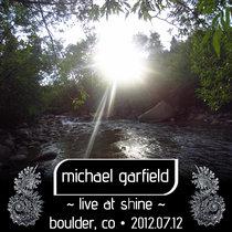 Live at Shine Boulder 2012.07.12 cover art