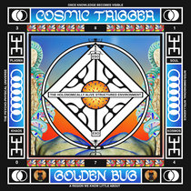 Cosmic Trigger EP cover art