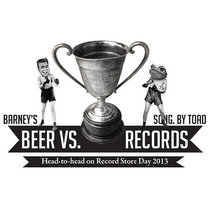 Beer vs. Records cover art