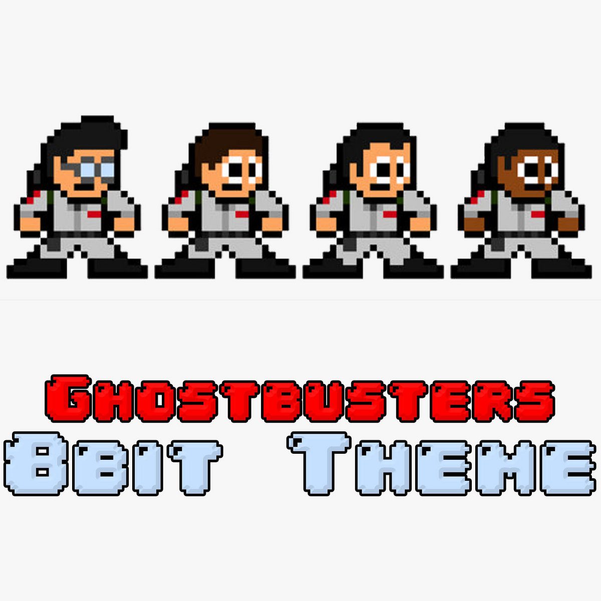 Ghostbuster Theme - 8bit Songs | 8bit Themes and Music