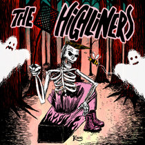 The Highliners Live @ The Earthquake cover art