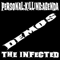 THE INFECTED DEMOS cover art