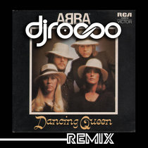 ABBA (Dancing Queen) Remix cover art