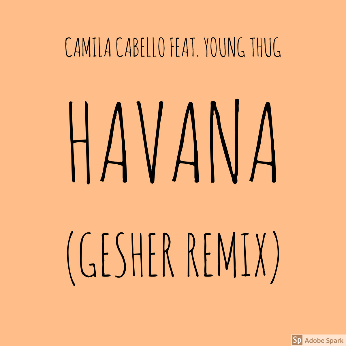 Havana (Gesher Remix) | Gesher