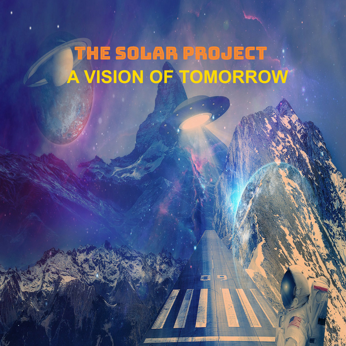 A Vision of Tomorrow by The Solar Project