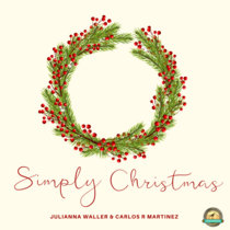 Simply Christmas cover art
