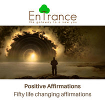 Positive Affirmations - Fifty life changing affirmations cover art